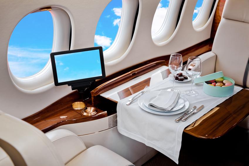 Quelle compagnie européenne voyager pour bien manger ? - Repas d'avion