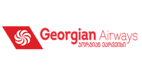 Réserver un billet d'avion Georgian Airways par téléphone