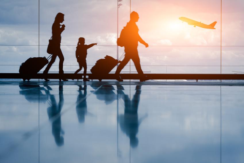 Comment gagner du temps dans un aéroport