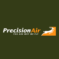 Réserver un billet d'avion Precision Air par téléphone