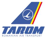 Réserver un billet d'avion TAROM par téléphone