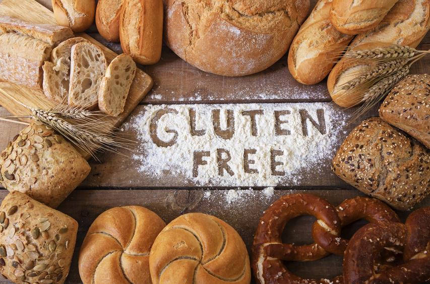 Manger sans gluten en avion