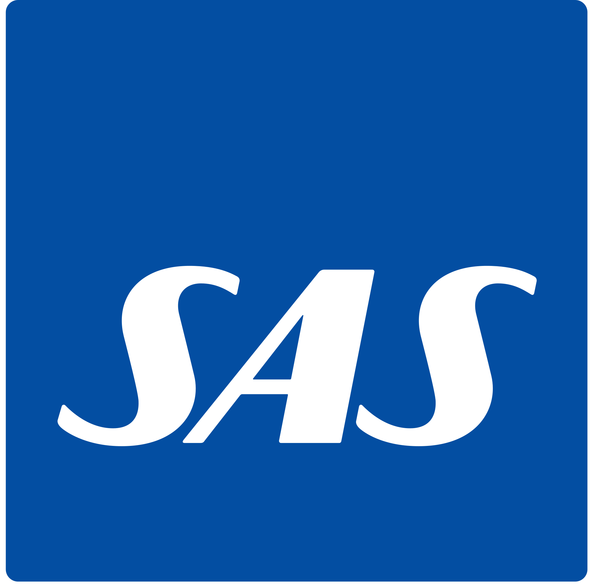 Réserver un billet d'avion SAS par téléphone