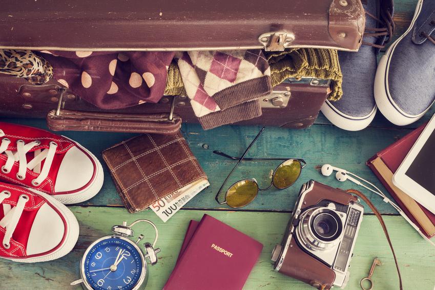 Préparer vos bagages avant de prendre l'avion