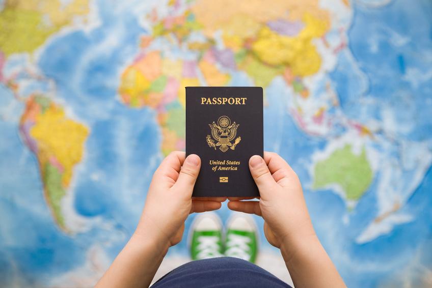 Prendre l'avion sans passeport : où aller
