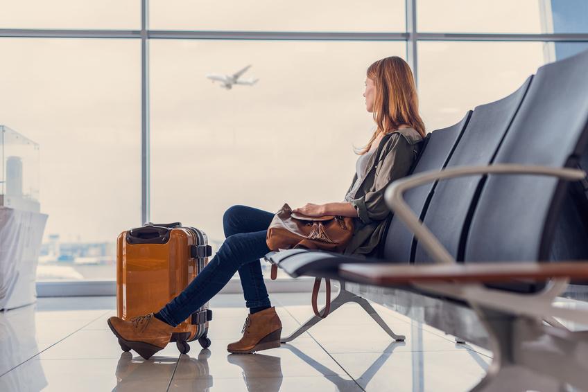 Refus d'embarquement dans l'avion