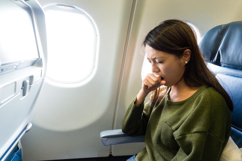Quelques conseils contre la peur de prendre l'avion