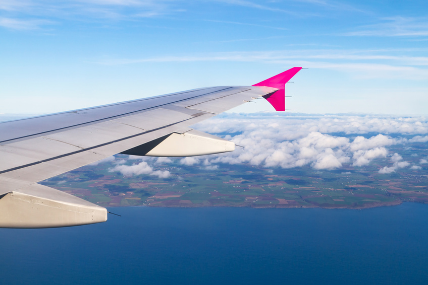 Prendre l'avion avec Aer Lingus