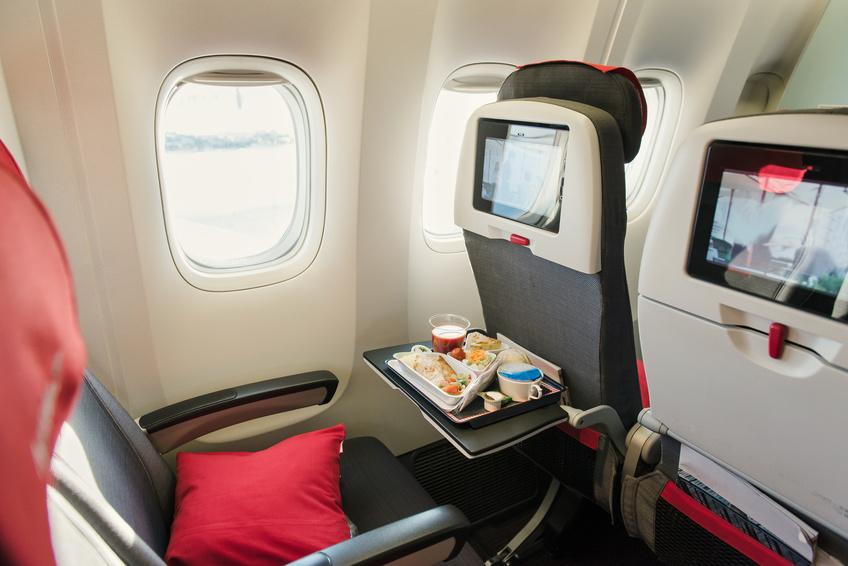 Ce qu'il faut savoir sur les repas pendant les vols air caraibes