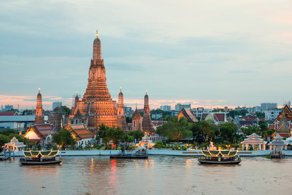 Vol Paris Thaïlande