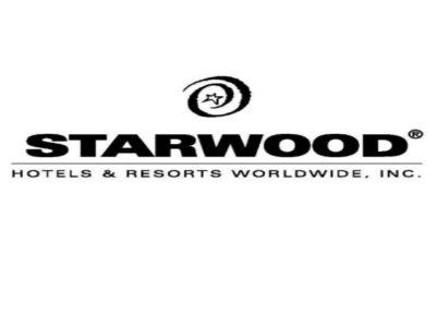Annuler ou modifier une chambre d'hôtel Starwood