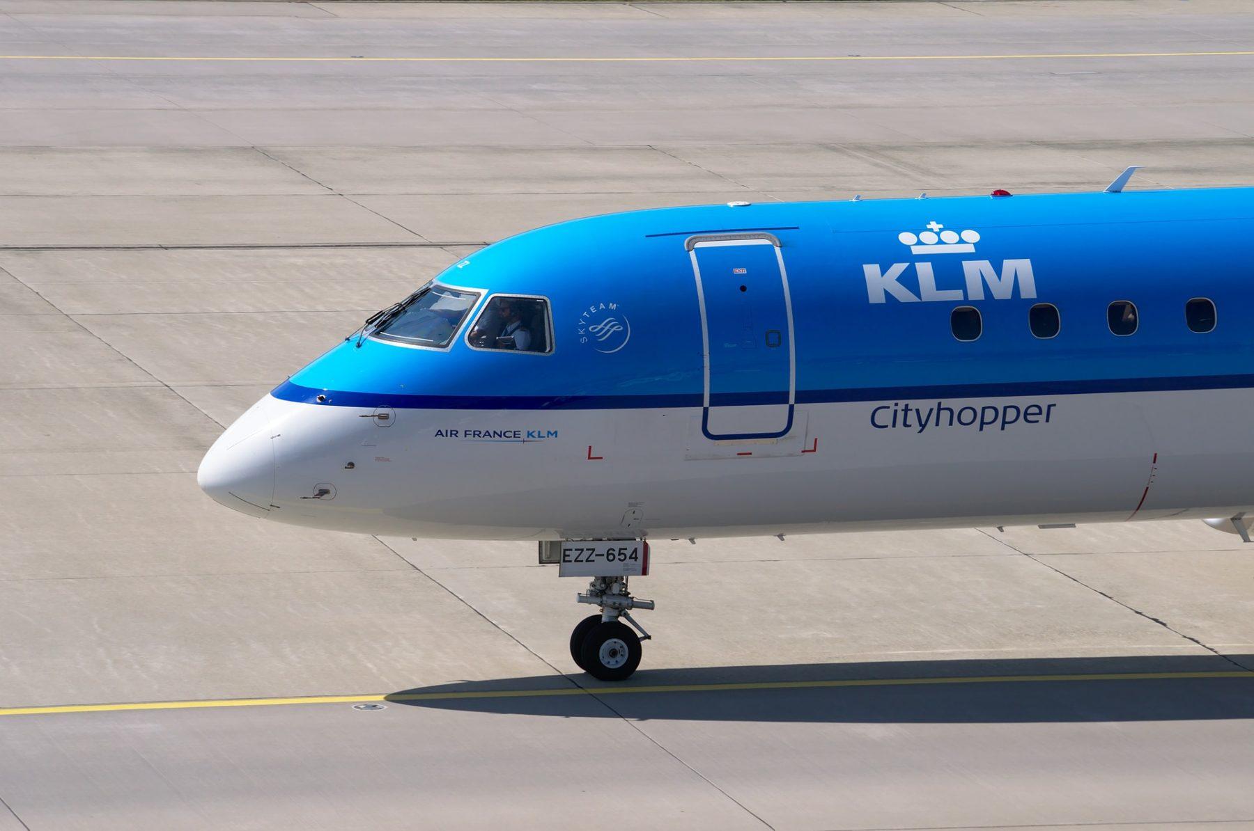 KLM vols