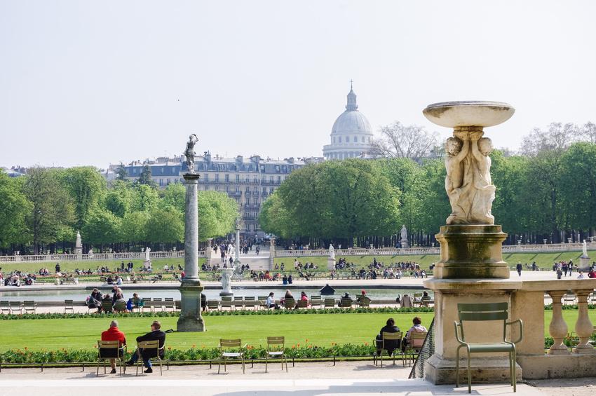 Parcs parisiens