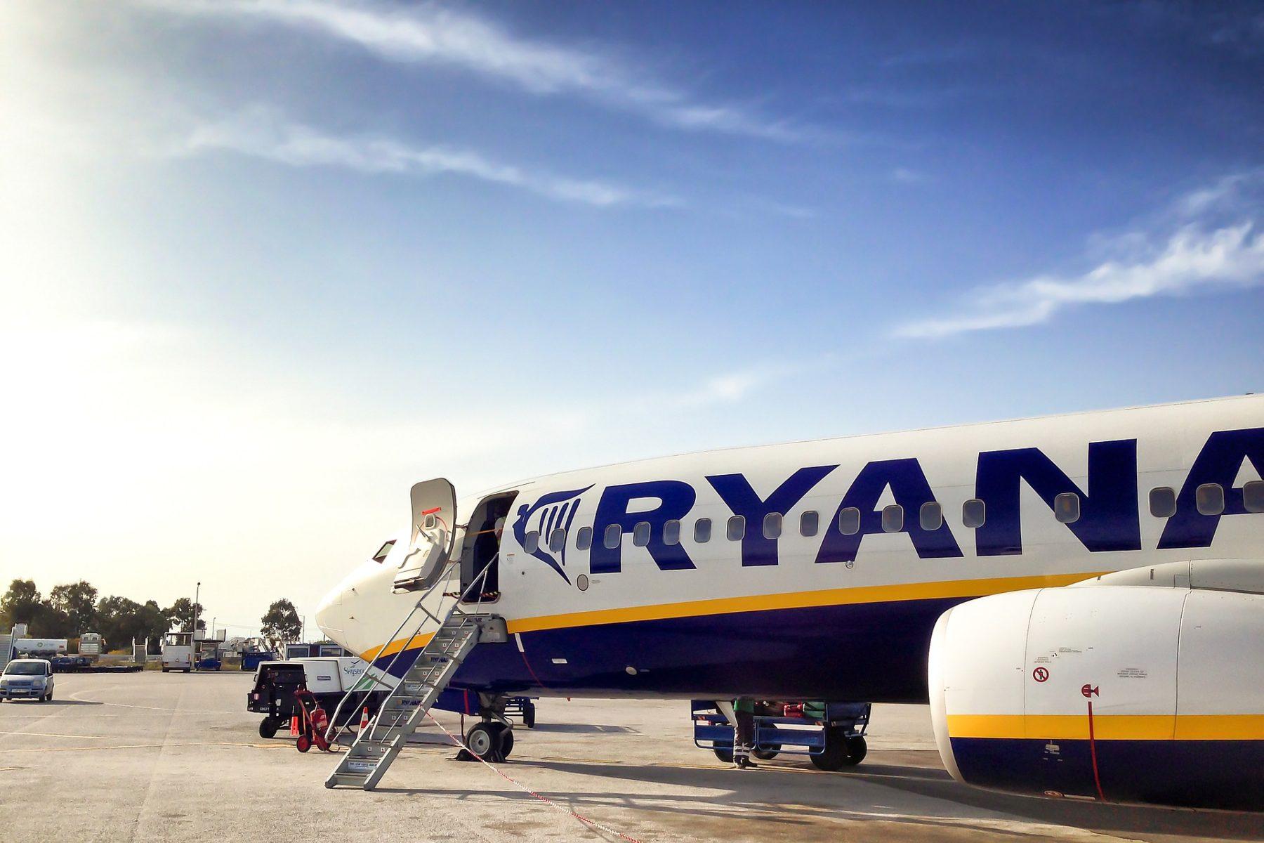 Ryanair Marseille