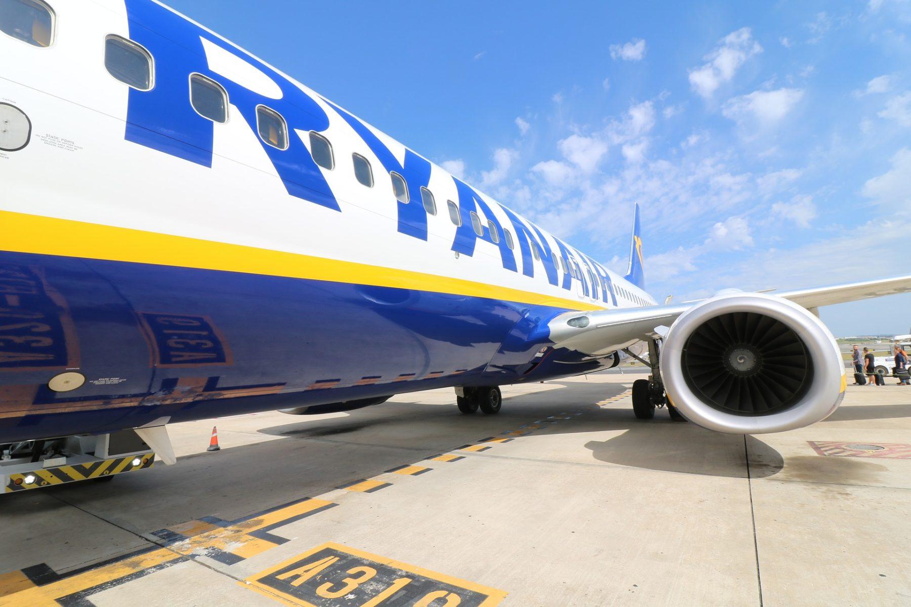 Vol Ryanair