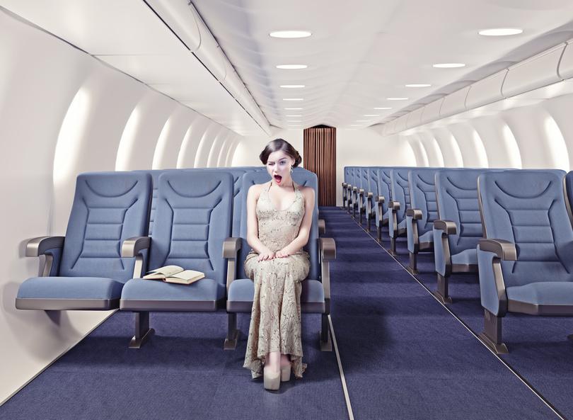se divertir dans l'avion