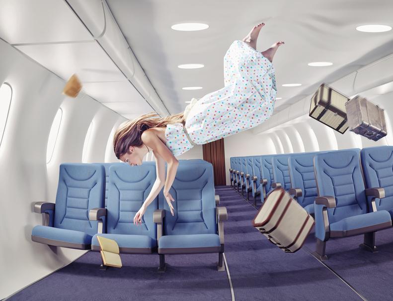 Choisir sa place dans l'avion en classe économique