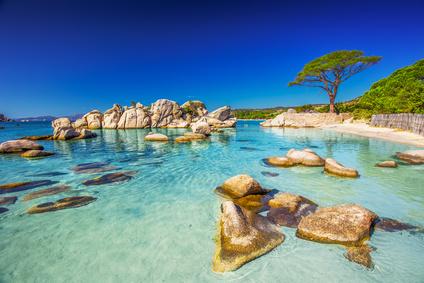 Partir en Corse