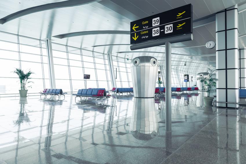 Aeroport en France