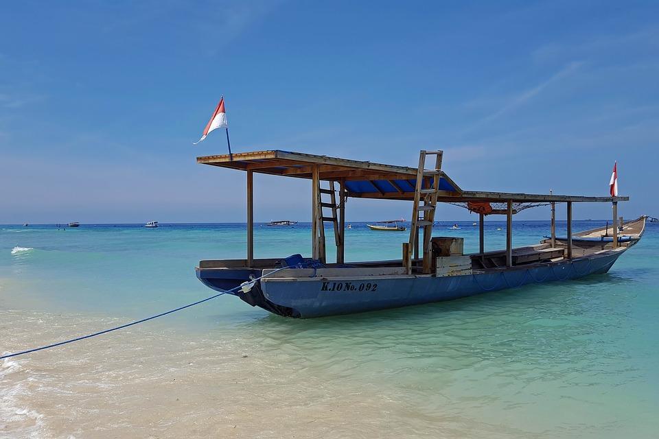 Îles Gili
